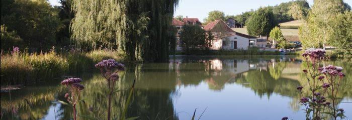 Domaine de L'etang de Sandanet, Bergerac, France, France nocleh se snídaní a hotely